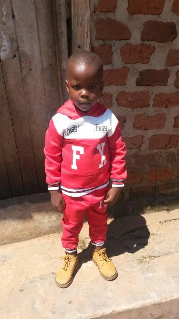 Die Kinder von Amatsiko Child